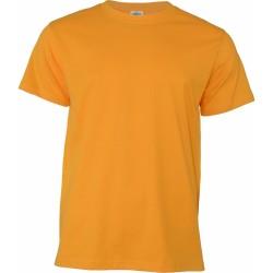 Keya MC180 kereknyakú póló, arany M