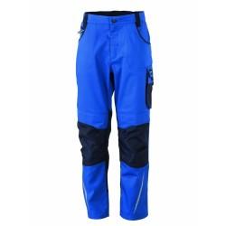 J&N Workwear derekas nadrág, kék 56