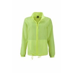 J&N Promo női dzseki, sárga L