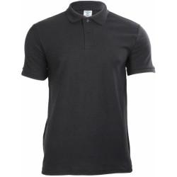 Keya MPS180 galléros póló, fekete XXL