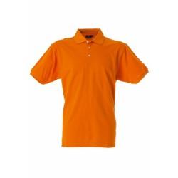 JRC Brasile galléros póló, narancssárga XL