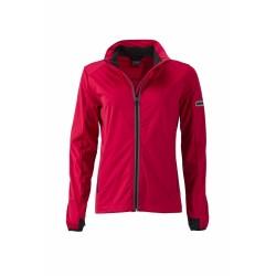 J&N Sports Softshell női dzseki, fekete S