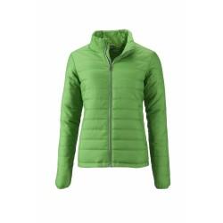 J&N Padded Jacket bélelt női dzseki, zöld L