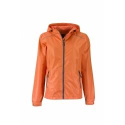 J&N Rain női dzseki, narancssárga S