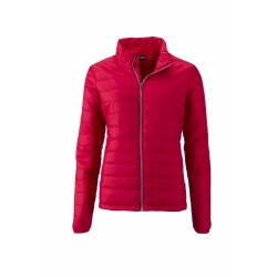 J&N Padded Jacket bélelt női dzseki, piros L