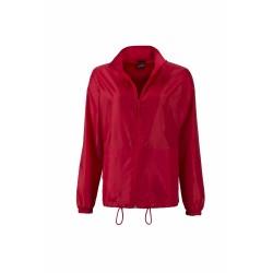 J&N Promo női dzseki, piros L