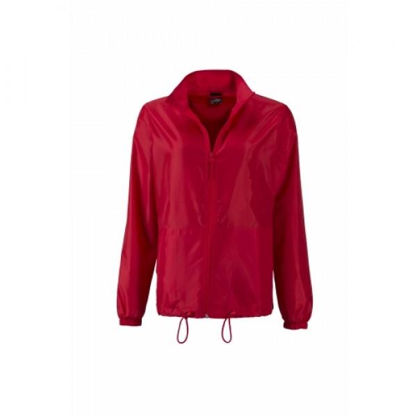 J&N Promo női dzseki, piros XL