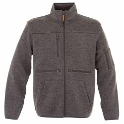 JRC Hannover kötött polár pulóver, szürke XXL