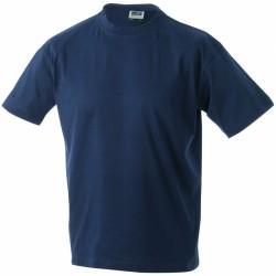 J&N Round-T-Medium kereknyakú póló, szürke XXL