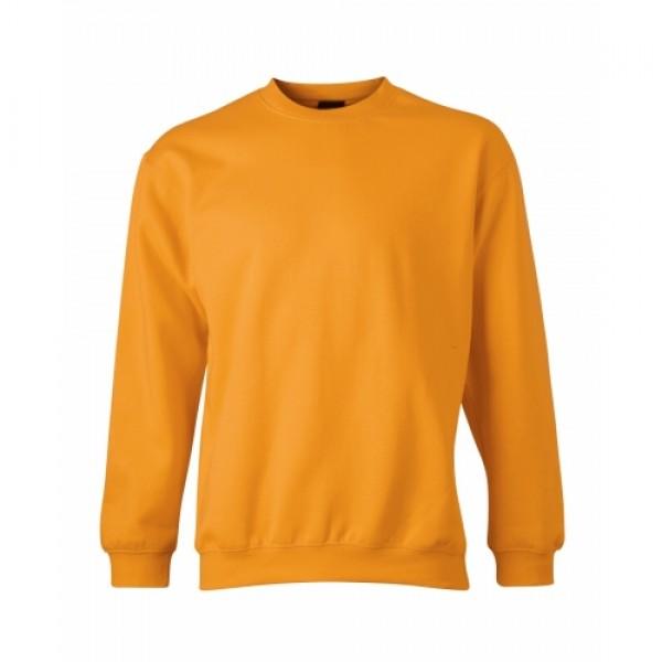 51764b22ff J&N Round Heavy Junior gyermek pulóver, narancssárga L ...