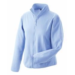 J&N Girly mikropolár pulóver, kék L