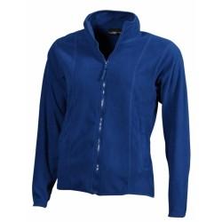 J&N Girly mikropolár pulóver, kék S
