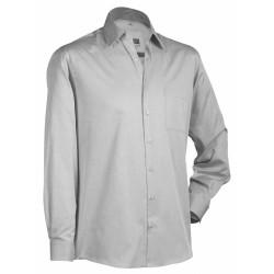 J&N Business hosszú ujjú ing, szürke XL