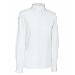 J&N Ladies' Blouse Long, fehér XL