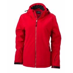 J&N Ladies' Wintersport Jacket, piros XL
