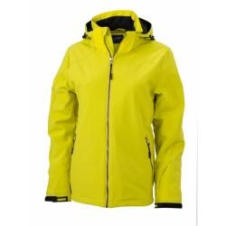 J&N Ladies' Wintersport Jacket, sárga XL