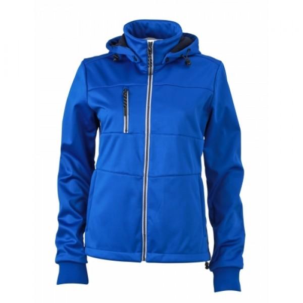 214a818a1d J&N Maritime női softshell dzseki, kék M - Poloemblémázás.hu