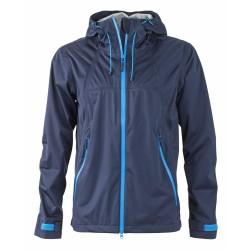 J&N Men's Outdoor Jacket, kék 3XL