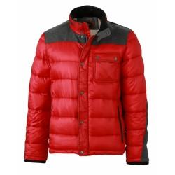 J&N Winter dzseki, piros 3XL