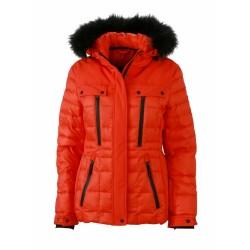 J&N Ladies' Wintersport Jacket, piros S