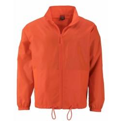 J&N Promo dzseki, narancssárga L