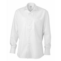 J&N HAI férfi ing, fehér XXL