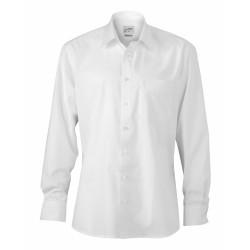J&N New Kent férfi ing, fehér XL
