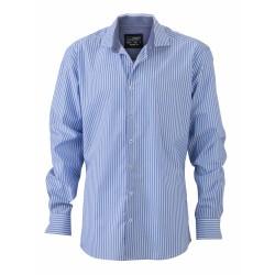 J&N Men's Shirt, kék XXL