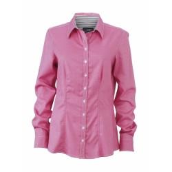 J&N Ladies' Shirt női blúz, lila M