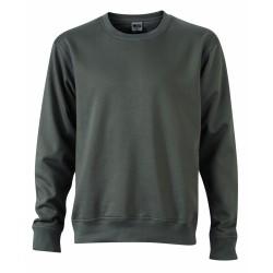 J&N Workwear pulóver, szürke 3XL