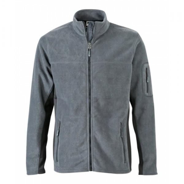 J N Workwear cipzáras polár pulóver 53a091df6c