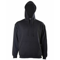 Keya SWP280 kapucnis pulóver, fekete XXL