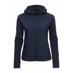 TIZZY női softshell dzseki, szürke L